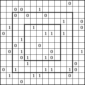 multi binaire puzzels - echion.nl